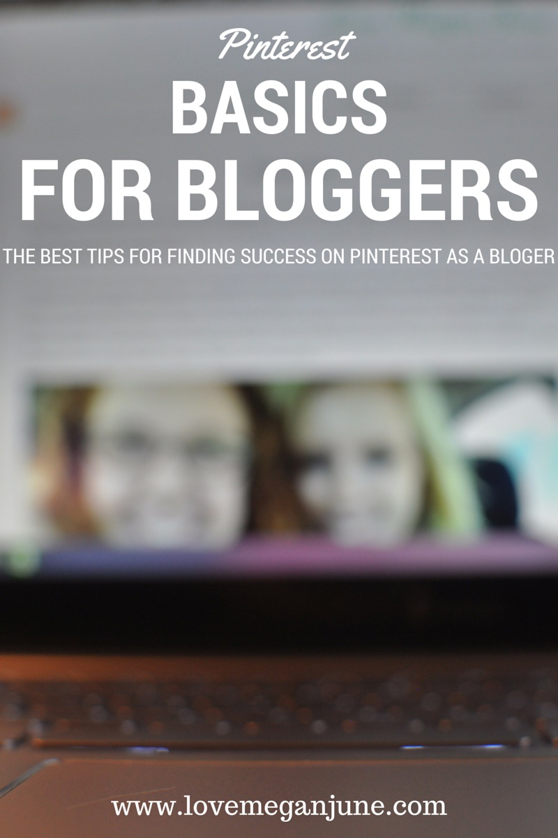 pinterestbasicsforbloggers